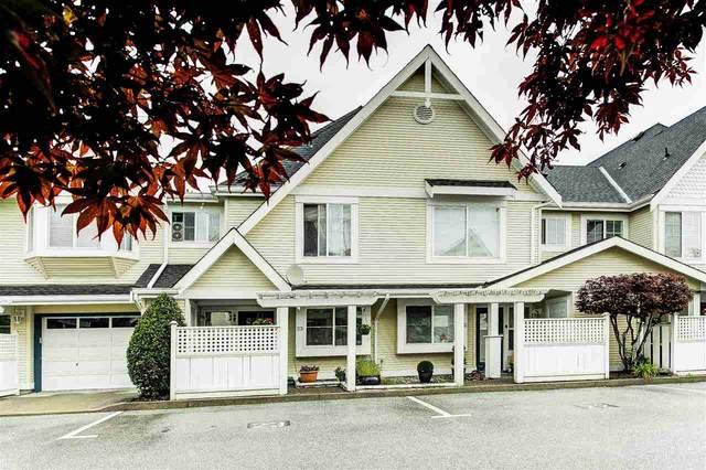 23575 119 Avenue #23, Maple Ridge, BC V4R 2P4 (#R2593116) :: 604 Home Group