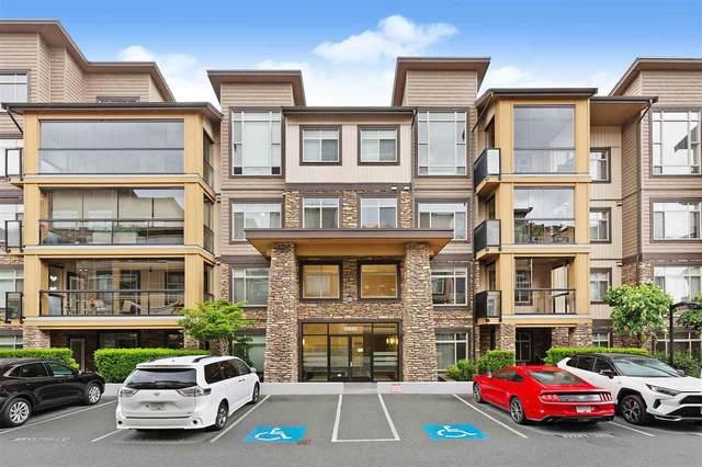 12655 190A Street #108, Pitt Meadows, BC V3Y 0E9 (#R2593118) :: 604 Home Group
