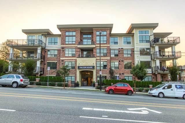 12367 224 Street #308, Maple Ridge, BC V2X 6B9 (#R2593122) :: 604 Home Group