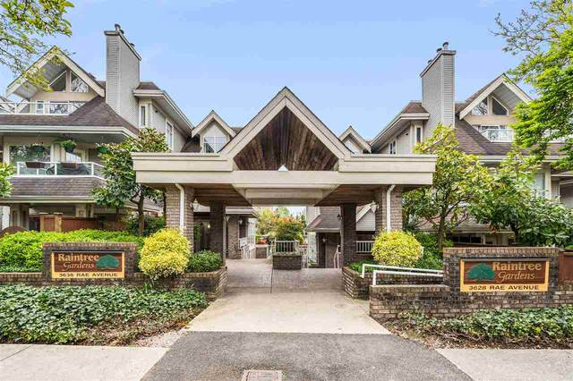 3638 Rae Avenue #108, Vancouver, BC V5R 2P5 (#R2593126) :: Ben D'Ovidio Personal Real Estate Corporation   Sutton Centre Realty