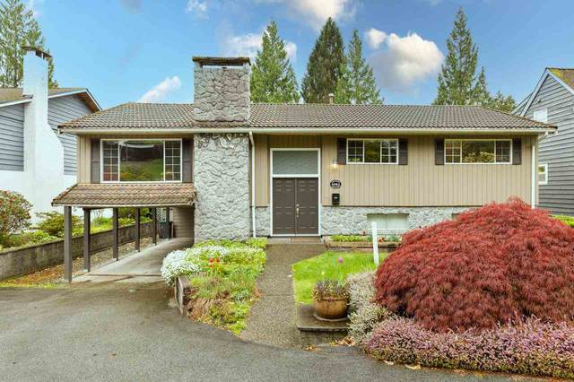 1061 Prospect Avenue, North Vancouver, BC V7R 2M6 (#R2593147) :: 604 Home Group