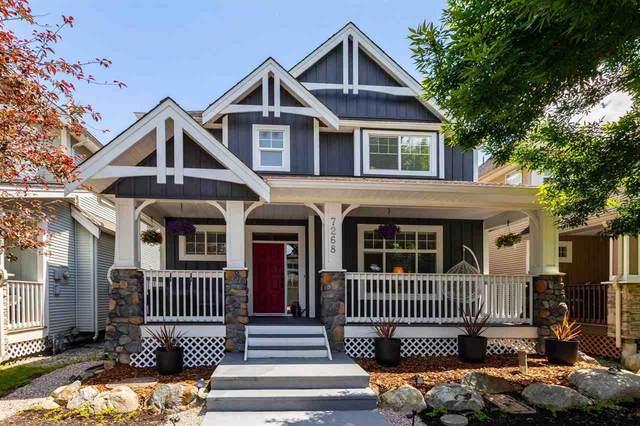 7268 197 Street, Langley, BC V2Y 3E6 (#R2593150) :: Homes Fraser Valley