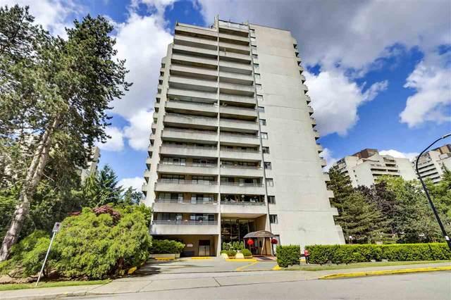6595 Willingdon Avenue #1401, Burnaby, BC V5H 4E5 (#R2593157) :: RE/MAX City Realty