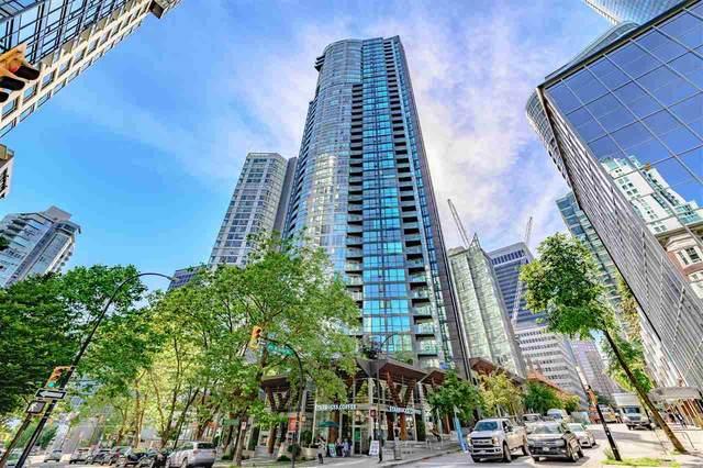 1189 Melville Street #3304, Vancouver, BC V6E 4T8 (#R2593173) :: Initia Real Estate