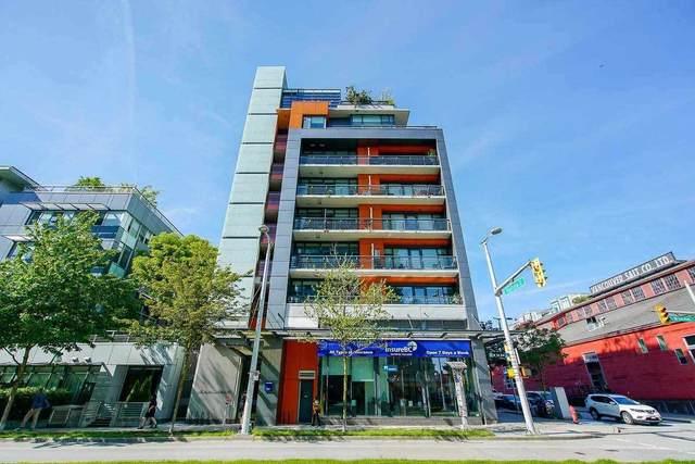 123 W 1ST Avenue #310, Vancouver, BC V5Y 0E2 (#R2593186) :: Initia Real Estate