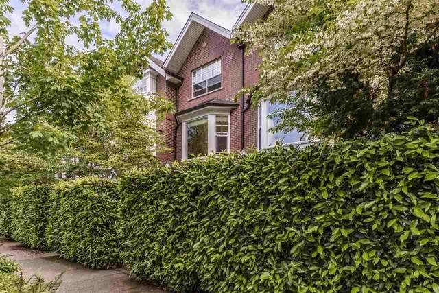 850 W 15TH Avenue, Vancouver, BC V5Z 1R7 (#R2593287) :: RE/MAX City Realty