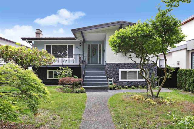 6345 Ross Street, Vancouver, BC V5W 3L8 (#R2593300) :: 604 Home Group