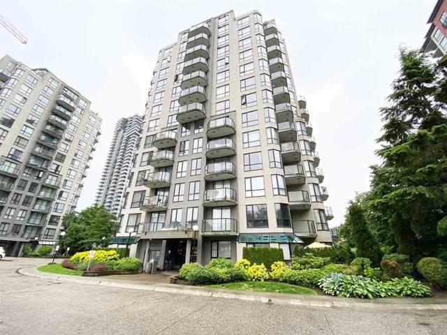 838 Agnes Street #1202, New Westminster, BC V3M 6R3 (#R2593335) :: 604 Home Group