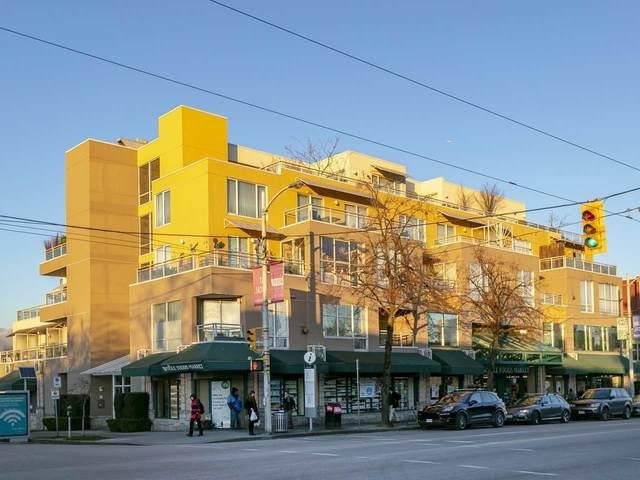 1978 Vine Street #403, Vancouver, BC V6K 4S1 (#R2593406) :: Initia Real Estate