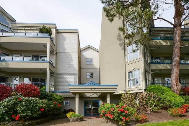 4753 W River Road #110, Delta, BC V4K 1R9 (#R2593411) :: Premiere Property Marketing Team