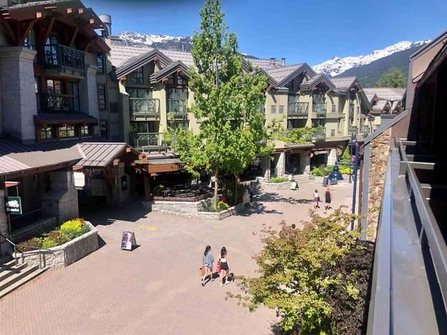 4250 Village Stroll #206, Whistler, BC V8E 1E3 (#R2593458) :: Homes Fraser Valley