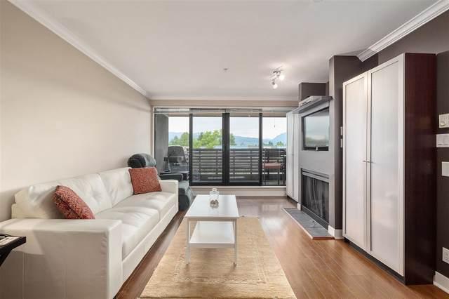 2525 Blenheim Street #407, Vancouver, BC V6K 4W6 (#R2593474) :: Initia Real Estate