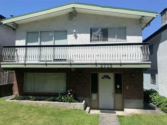 2715 Cambridge Street, Vancouver, BC V5K 1L8 (#R2593482) :: Premiere Property Marketing Team
