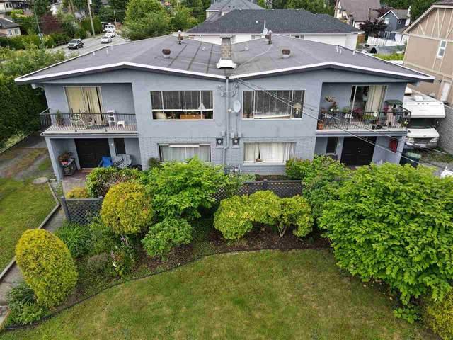 802 Lillian Street, Coquitlam, BC V3J 5C4 (#R2593526) :: 604 Realty Group