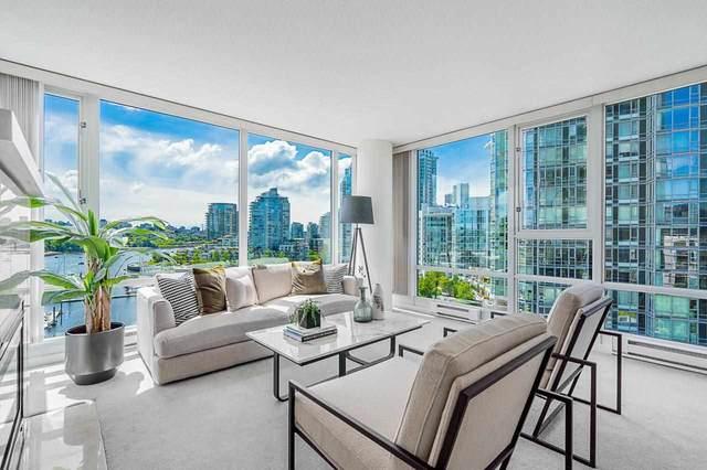 1033 Marinaside Crescent #1107, Vancouver, BC V6Z 3A3 (#R2593560) :: Initia Real Estate