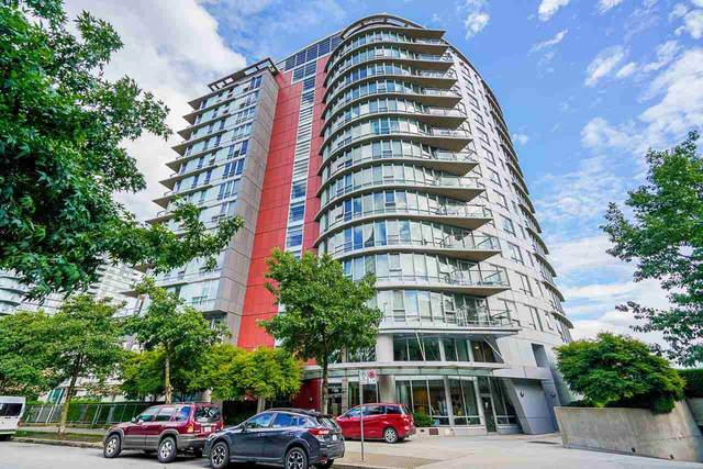 980 Cooperage Way #603, Vancouver, BC V6B 0C3 (#R2593581) :: 604 Home Group