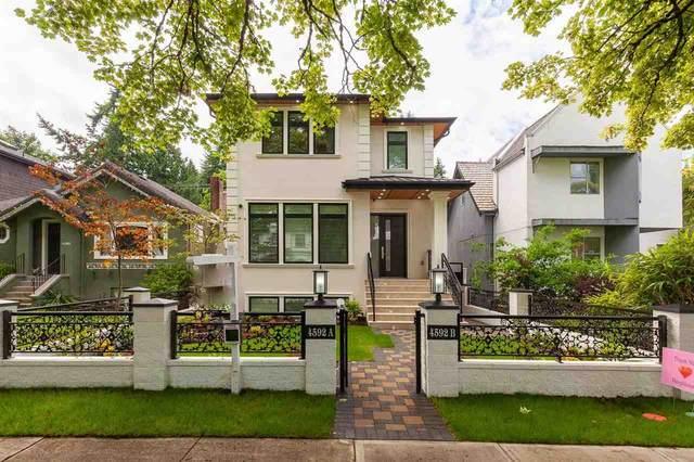 4592 W 15TH Avenue, Vancouver, BC V6R 3B4 (#R2593596) :: 604 Home Group