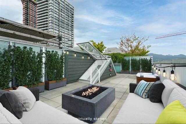 53 W Hastings Street Ph609, Vancouver, BC V6B 1G4 (#R2593630) :: 604 Home Group