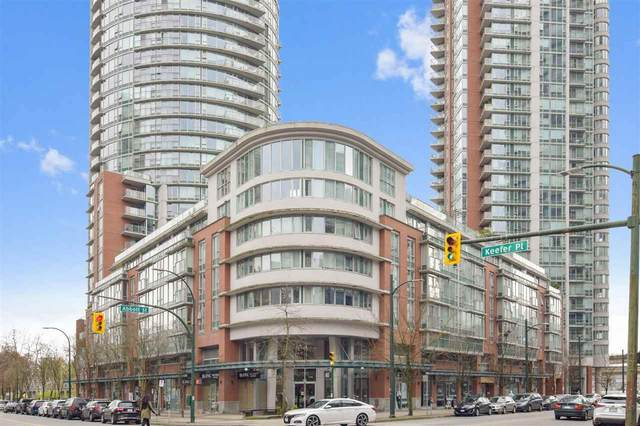 618 Abbott Street #711, Vancouver, BC V6B 0B9 (#R2593637) :: 604 Home Group