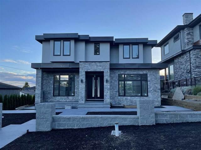 7957 Strathearn Avenue, Burnaby, BC V5J 3Y4 (#R2593638) :: 604 Home Group