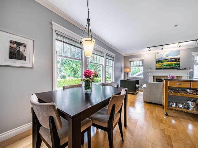 1816 W 13 Avenue, Vancouver, BC V6J 2H3 (#R2593639) :: Initia Real Estate