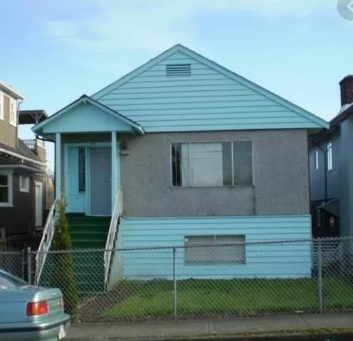 772 E 37TH Avenue, Vancouver, BC V5W 1G1 (#R2593649) :: 604 Home Group