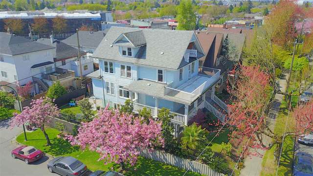 792 E 15TH Avenue, Vancouver, BC V5T 2R7 (#R2593650) :: 604 Home Group