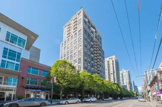 1055 Homer Street #1003, Vancouver, BC V6B 1G3 (#R2593652) :: Initia Real Estate