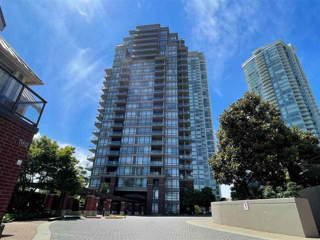 4132 Halifax Street #2201, Burnaby, BC V5C 6V1 (#R2593672) :: 604 Home Group
