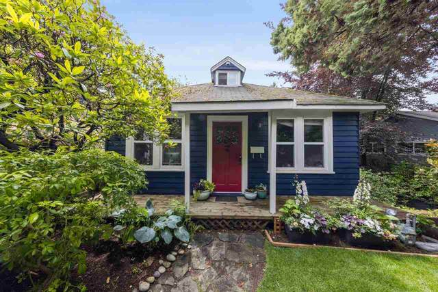 221 W 23RD Street, North Vancouver, BC V7M 2B4 (#R2593677) :: 604 Home Group