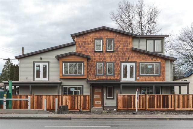 2989 Como Lake Avenue, Coquitlam, BC V3C 2B8 (#R2593707) :: 604 Home Group