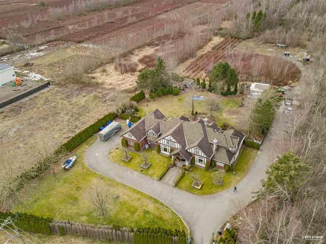 7051 No. 6 Road, Richmond, BC V6W 1C9 (#R2593709) :: Initia Real Estate