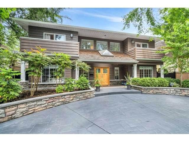3769 W 50TH Avenue, Vancouver, BC V6N 3V4 (#R2593717) :: 604 Home Group