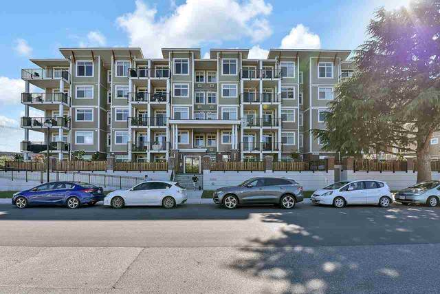 20696 Eastleigh Crescent #301, Langley, BC V3A 4C4 (#R2593722) :: Macdonald Realty