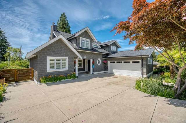 911 Beaumont Drive, North Vancouver, BC V7R 1P5 (#R2593747) :: Initia Real Estate