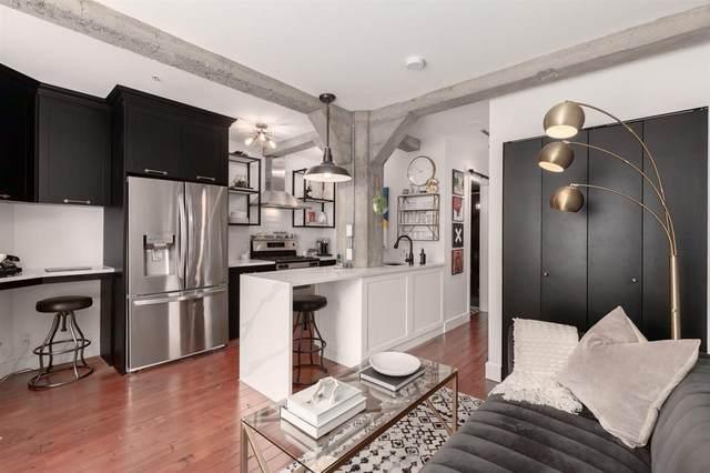 1216 Homer Street #412, Vancouver, BC V6B 6K5 (#R2593781) :: Initia Real Estate