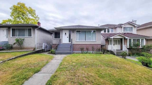 468 E 49TH Avenue, Vancouver, BC V5W 2G9 (#R2593785) :: Initia Real Estate