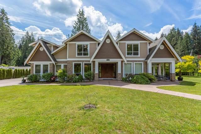 316 Moyne Drive, West Vancouver, BC V7S 1J5 (#R2593831) :: Initia Real Estate