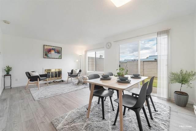 6712 Baker Road #21, Delta, BC V4E 2V3 (#R2593853) :: Ben D'Ovidio Personal Real Estate Corporation | Sutton Centre Realty