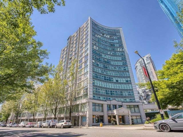1331 Homer Street B101, Vancouver, BC V6B 5M5 (#R2593856) :: Initia Real Estate