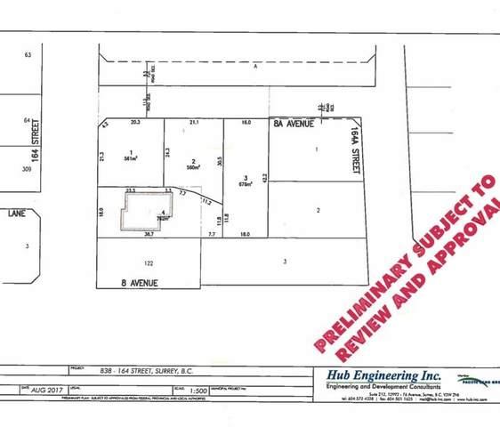 838 164 Street Lt.2, Surrey, BC V4A 4Y5 (#R2593860) :: Homes Fraser Valley