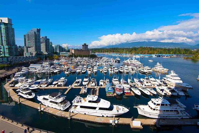 323 Jervis Street #607, Vancouver, BC V6C 3P8 (#R2593868) :: Initia Real Estate