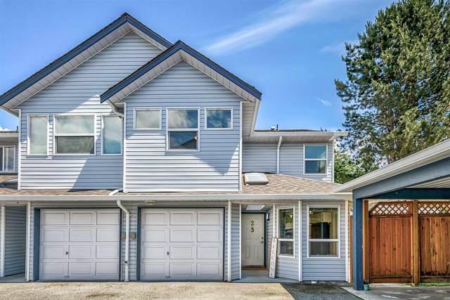 20630 118 Avenue #23, Maple Ridge, BC V2X 0S1 (#R2593879) :: Ben D'Ovidio Personal Real Estate Corporation | Sutton Centre Realty