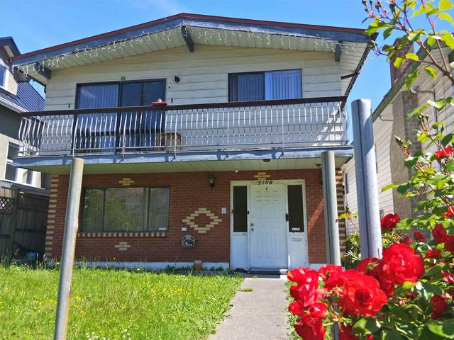 5168 Hoy Street, Vancouver, BC V5R 4P1 (#R2593883) :: Ben D'Ovidio Personal Real Estate Corporation   Sutton Centre Realty