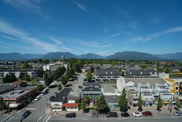 3920 Hastings Street #1003, Burnaby, BC V5C 6C7 (#R2593899) :: Initia Real Estate