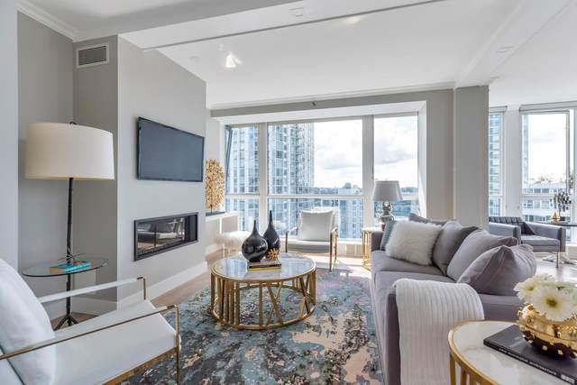 1177 Pacific Boulevard Ph1501, Vancouver, BC V6Z 2R8 (#R2593909) :: Initia Real Estate