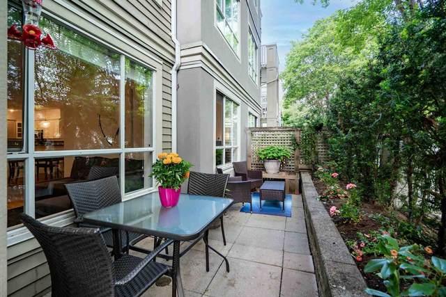2755 Maple Street #109, Vancouver, BC V6J 5K1 (#R2593932) :: Initia Real Estate