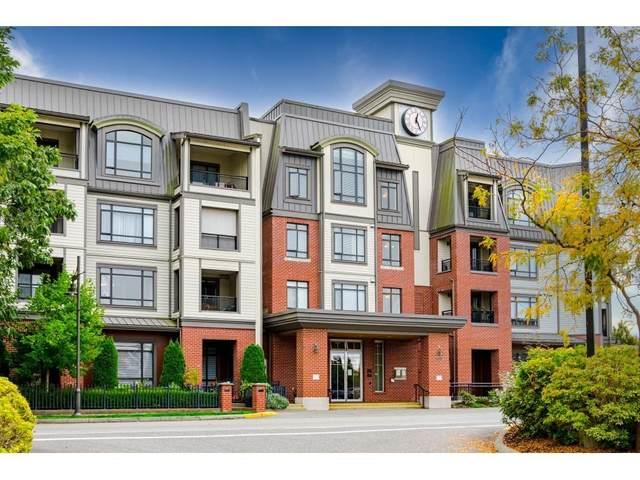 8880 202 Street #224, Langley, BC V1M 4E7 (#R2594009) :: Macdonald Realty
