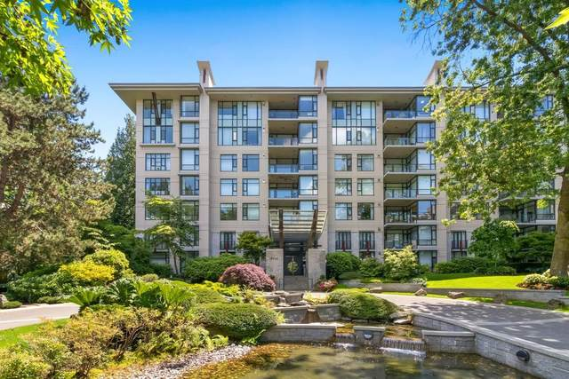 4759 Valley Drive #701, Vancouver, BC V6J 4B7 (#R2594034) :: 604 Realty Group