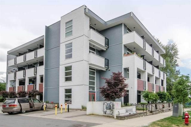 13678 Grosvenor Road #313, Surrey, BC V3R 5E2 (#R2594076) :: Initia Real Estate